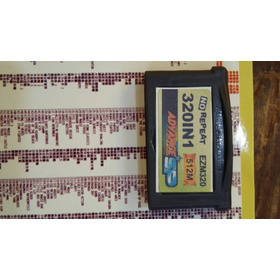 Cartucho De Game Boy Advance 320 En 1