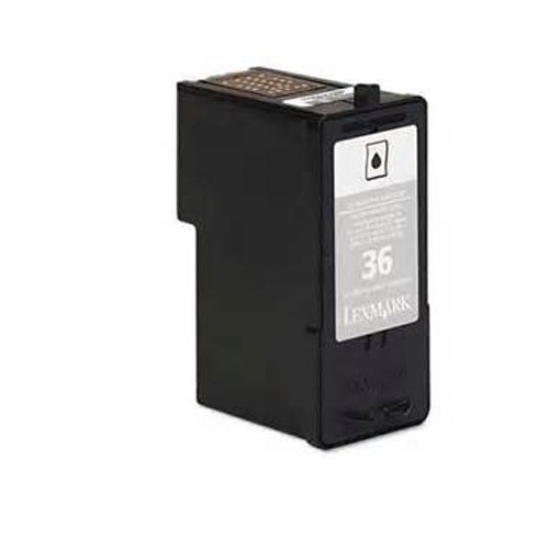 cartucho de impresión lexmark no. 36 return program - negro