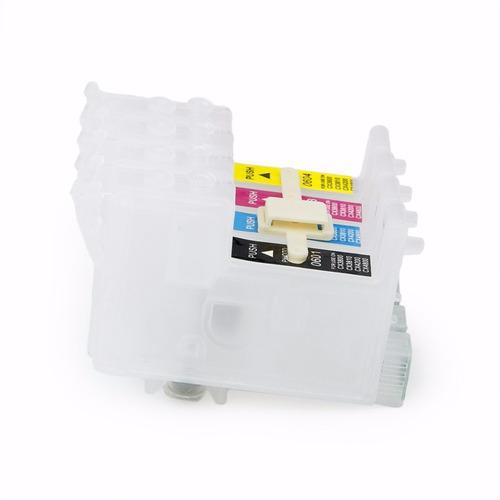 cartucho de repuesto p/ sistema continuo epson pack x4u