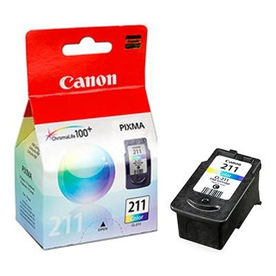 Cartucho Canon CL-211 Color