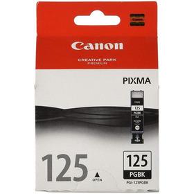 Cartucho De Tinta Canon Pgi-125-pgbk Negro