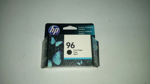 cartucho de tinta hp 96 negro