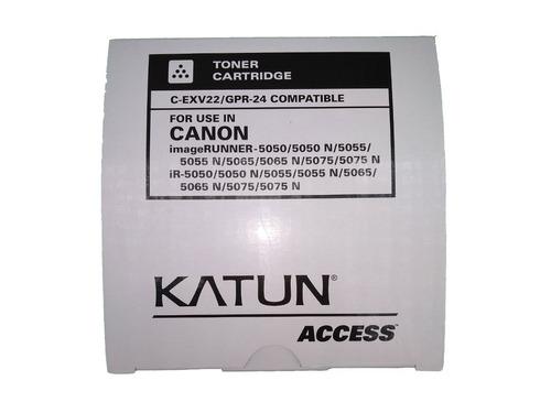 cartucho de toner compatible ir 5050 5055 5065 5075 gpr-24