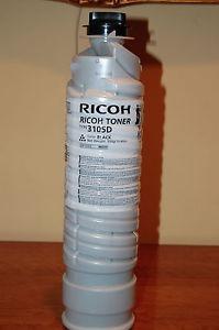 cartucho de toner ricoh aficio 1035/1045 type 3105d original