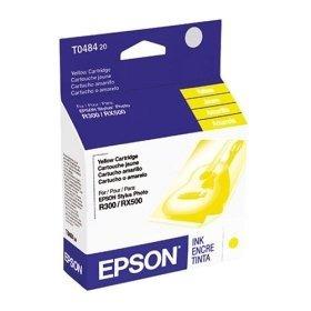 cartucho epson original t048- t048420 amarillo