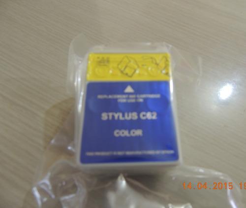 cartucho epson stylus c62