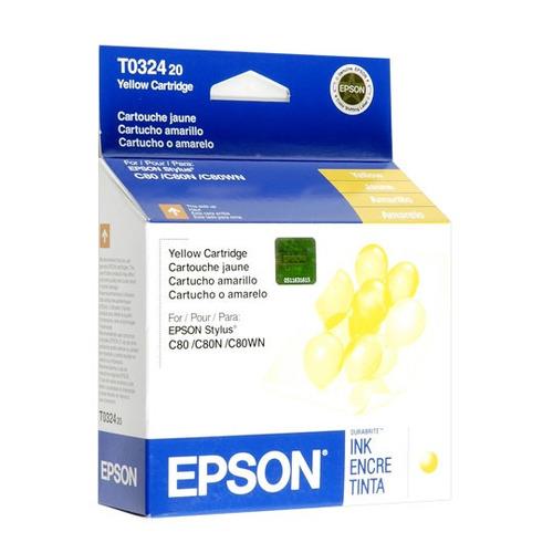 cartucho epson t0324 amarillo