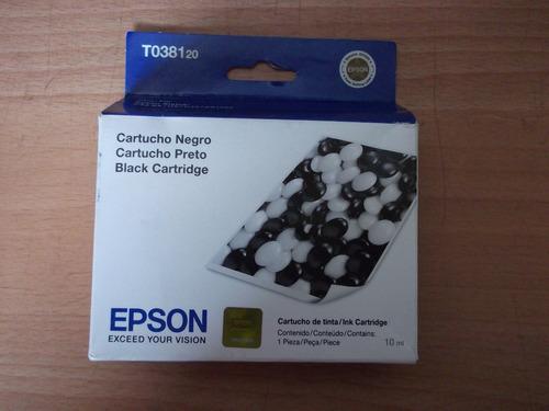cartucho epson t038120 negro           vbf