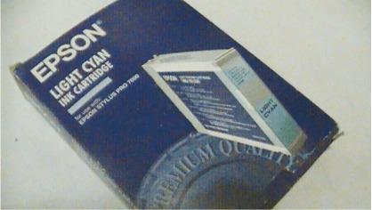 cartucho epson t465 light cyan 110 ml. original 7000 9700