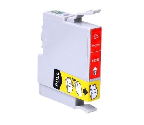 cartucho epson to32320 magenta to 323 compatível c70 cx5200
