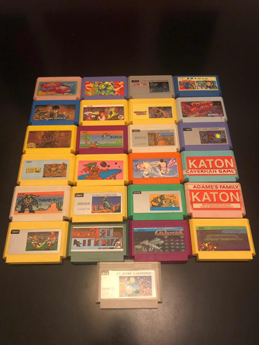cartucho family game prowrestling