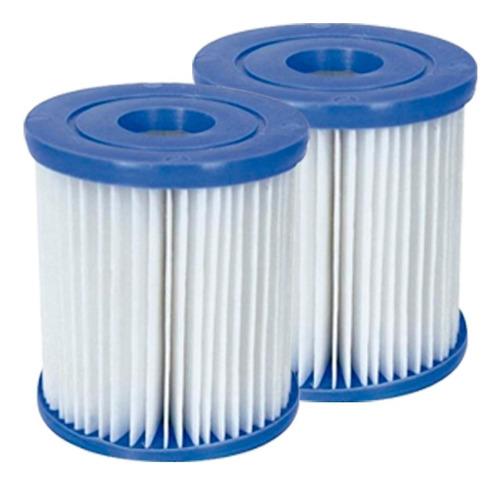 cartucho filtro bestway repuesto i bomba 58093 x 2 unidades