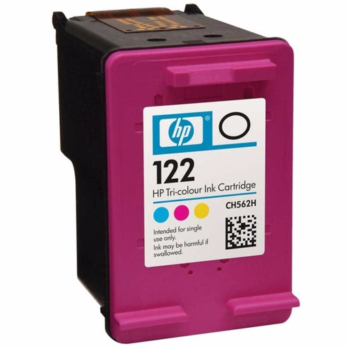 cartucho hp 122 color original sellado
