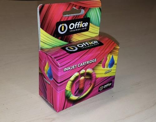 cartucho hp 662xl color alternativo office