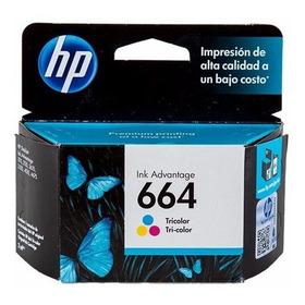 Cartucho Hp 664 Color Original