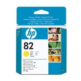 Cartucho Hp 82 Amarillo