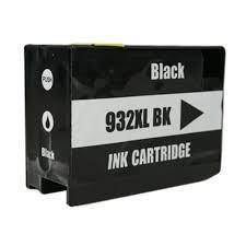 cartucho hp 932xl 7110 7610 6100 6600 black 50 ml