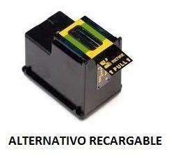 cartucho hp negro alternativo para 662xl 2545 3545 1515