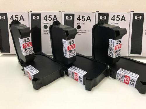 cartucho hp45 para plotter de risco de confecção
