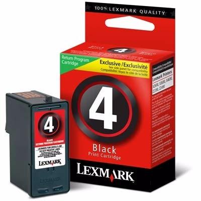 cartucho lexmark (4) 18c1974 preto p x2690 x3690 x4690 z2340