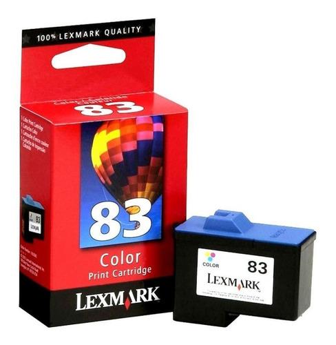 cartucho lexmark 83