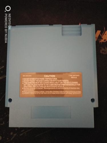 cartucho multijuegos nes 143 en megaman y otros*