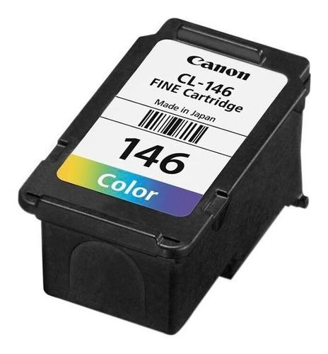 cartucho original canon cl-146 color ip2810 mg2410 mg2510
