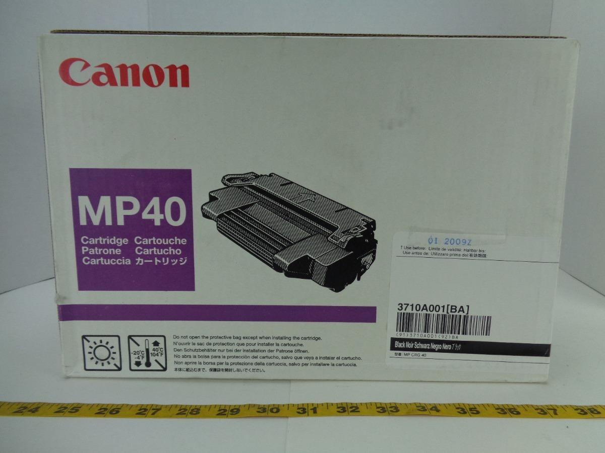 MP40 CANON WINDOWS XP DRIVER