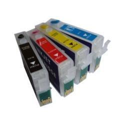 cartucho recarregável epson tx135  + tinta\ fret por s conta