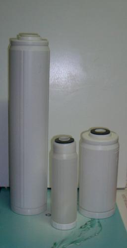cartucho recarregável para resinas, carvão, etc - 2,5 x10