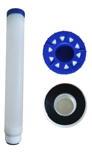 cartucho rellenable 20 pulgadas slim filtro de agua