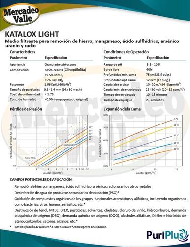 cartucho rellenable slim 20  control hierro, katalox light