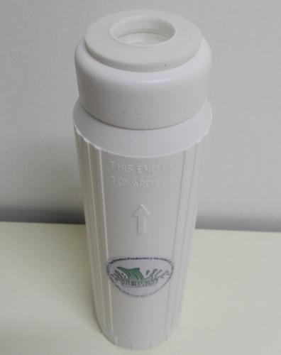 cartucho resina para ablandar agua grado alimenticio 2.5x10