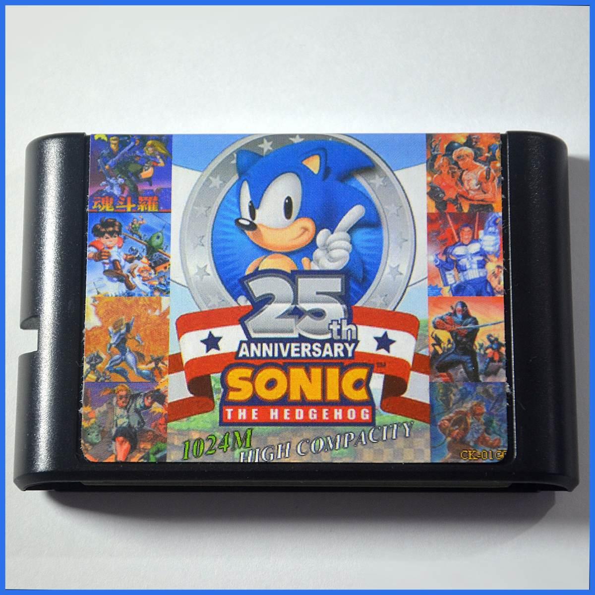 Cartucho Sega Genesis Megadrive 112 In 1 Mejores Juegos 1 399