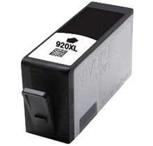 cartucho tinta 920 xl cd971a negro vacio usado