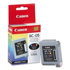 cartucho tinta canon original bc-05 bc05 bjc-200 bjc-1000