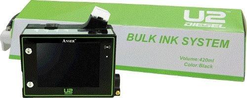 cartucho, tinta, codificadora, fechador, anser u2 ink bulk