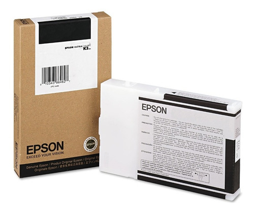 cartucho tinta original epson linea t580 stylus pro 3880- importadora fotografica - distribuidor oficial epson