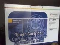 cartucho toner  c4127x nuevo garantizado