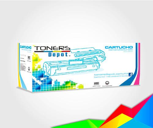 cartucho toner compatible samsung