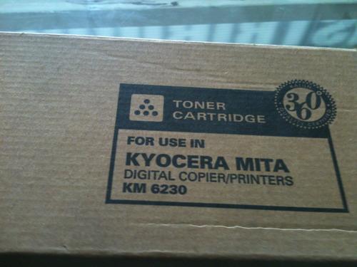 cartucho toner  kyocera mita marca katun km 6230