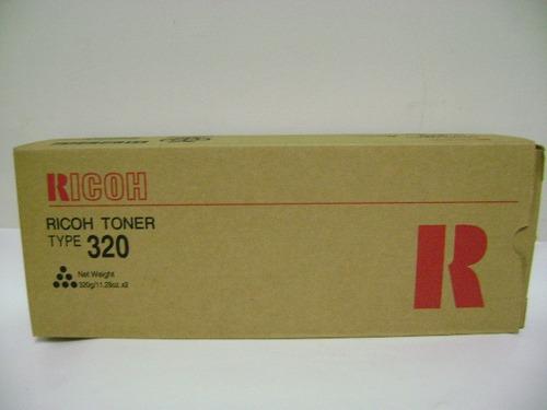 cartucho toner ricoh tip 320 ft 3713 original