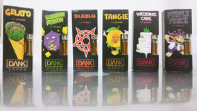 Cartucho Vape Dank Cereal Carts 100% Original Tipo Aliens Rx