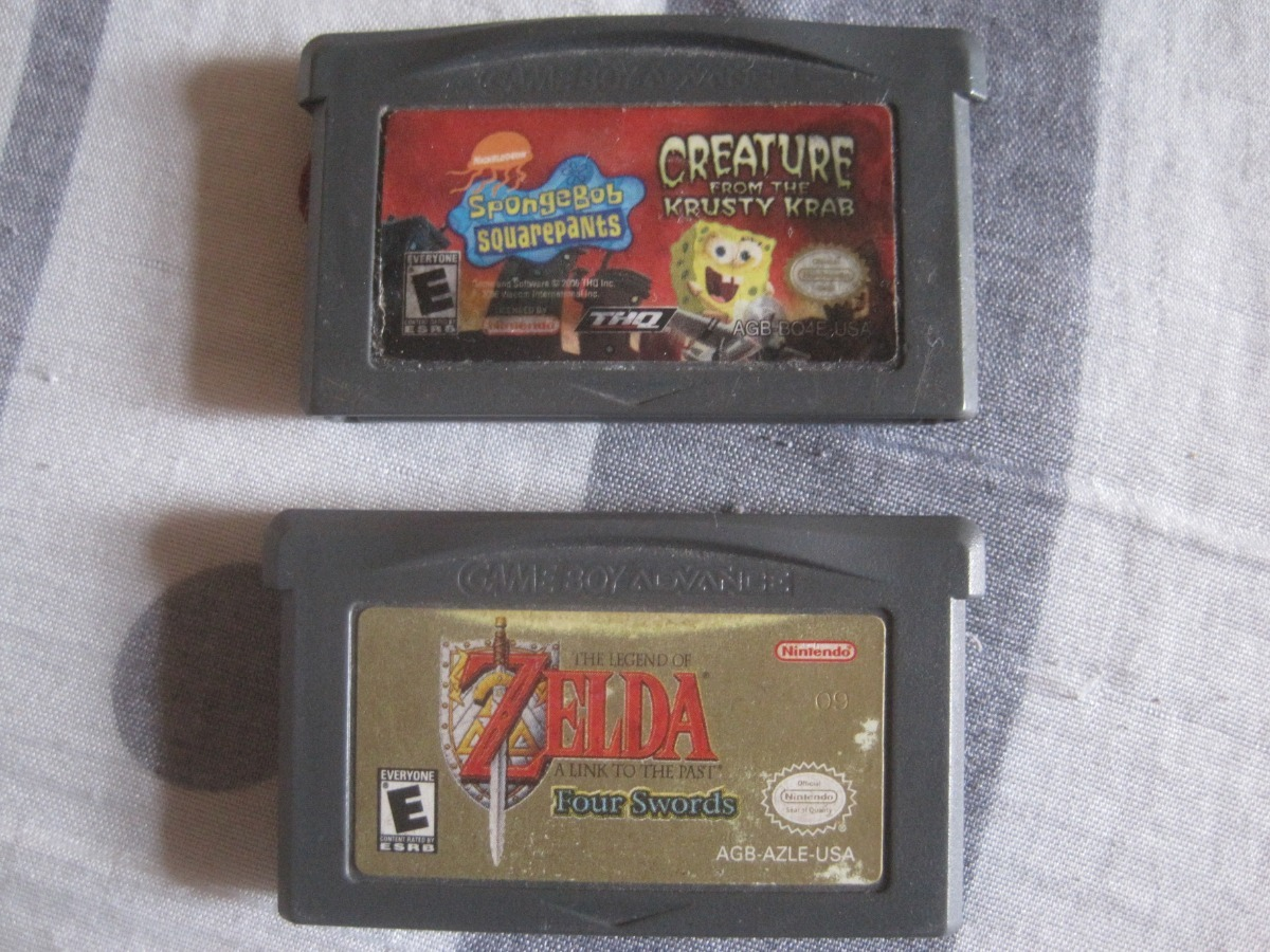 A Link To The Past Gba