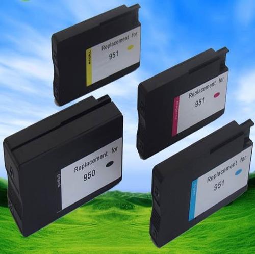 cartuchos  951xl colores officejet pro 8100/8600