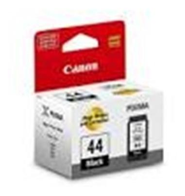 cartuchos canon 44 original + papel fotos 50 uni (10*15)