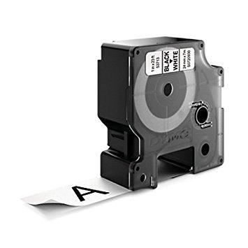 cartuchos de datos, dymo d1 estándar de cinta de etiquet..