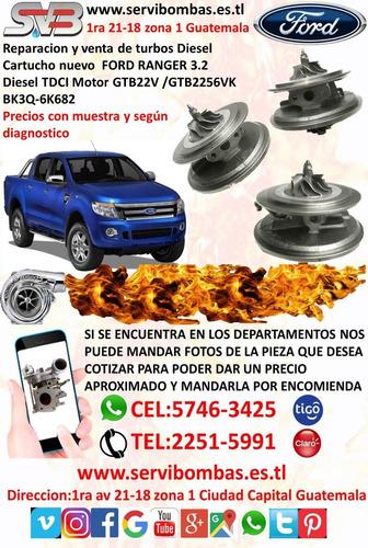 cartuchos de turbos isuzu npr 4bd2-tc 3.9l guatemala