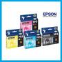 Tinta Epson 195, Pack X 4 Colores. Oferta! S/.149.99