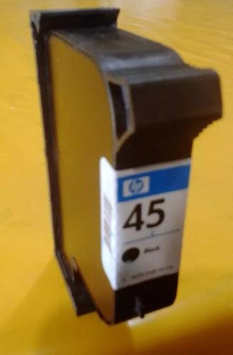 cartuchos hp 45 remanufacturado, rellenado, recargado,refill